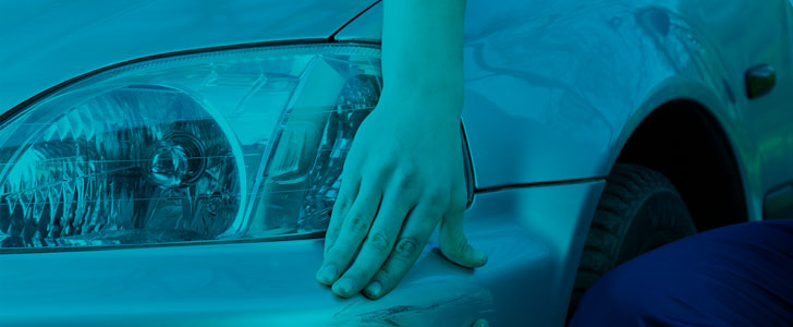 Our qualified dent technicians have been trained to use these specialized tools to access the dents, whether on your doors, bonnet, roof, fenders or boot and massage the dent from the inside out until the damaged area is undetectable.